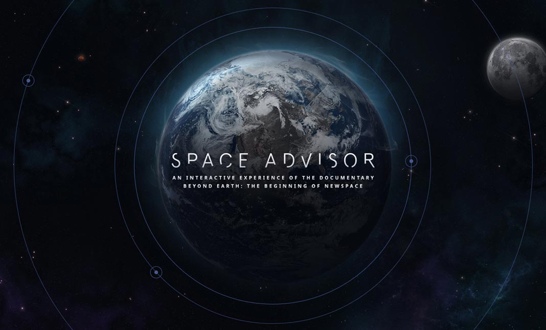 Space Advisor  website