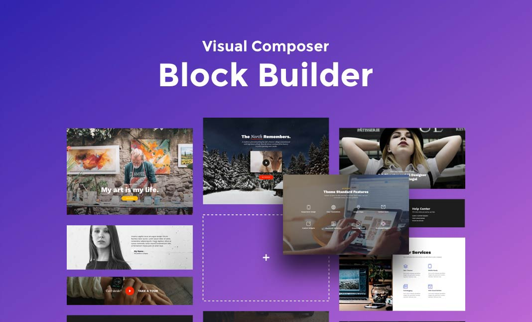 Visual Composer Extension website