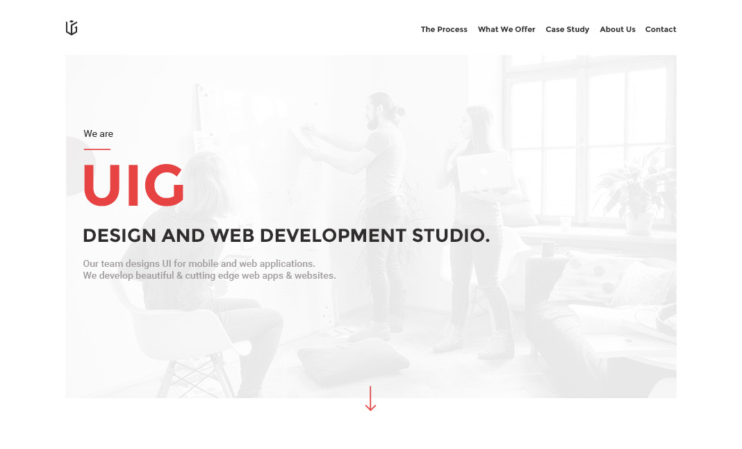 Uig Studio Css Design Awards