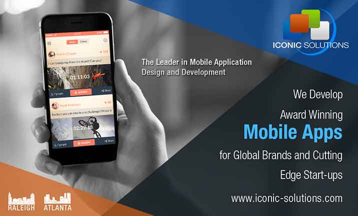 Iconic Solutions website