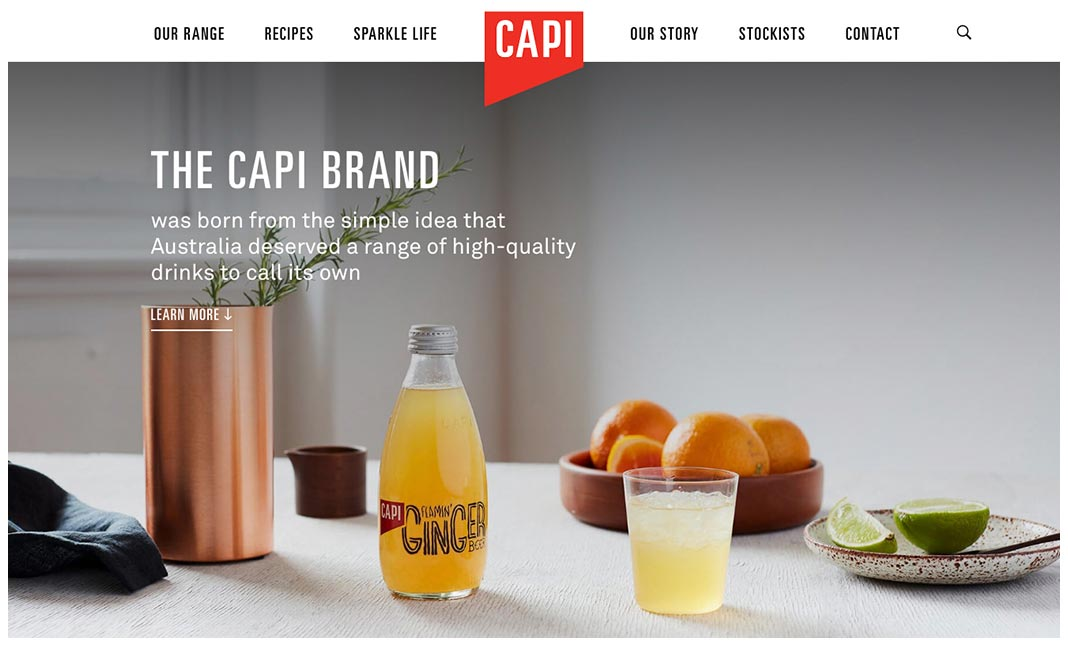 CAPI website