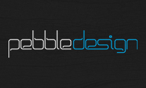 Pebble Design logo