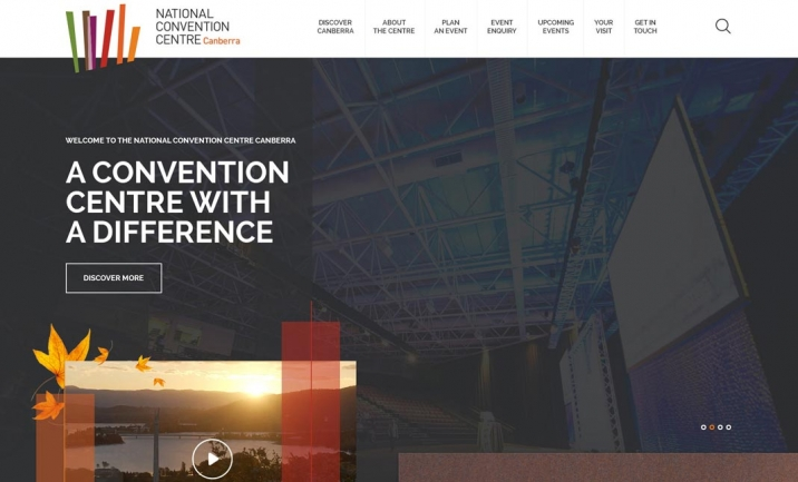 National Convention Centre website