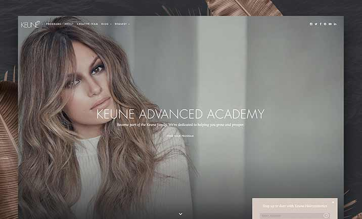 Keune Advanced Academy
