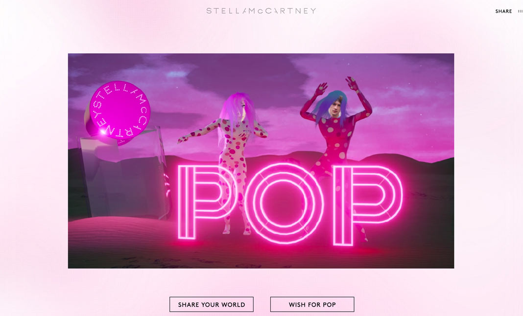#POPNOW By Stella McCartney screenshot 3