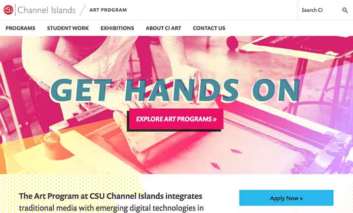 CSU Channel Islands Art Program