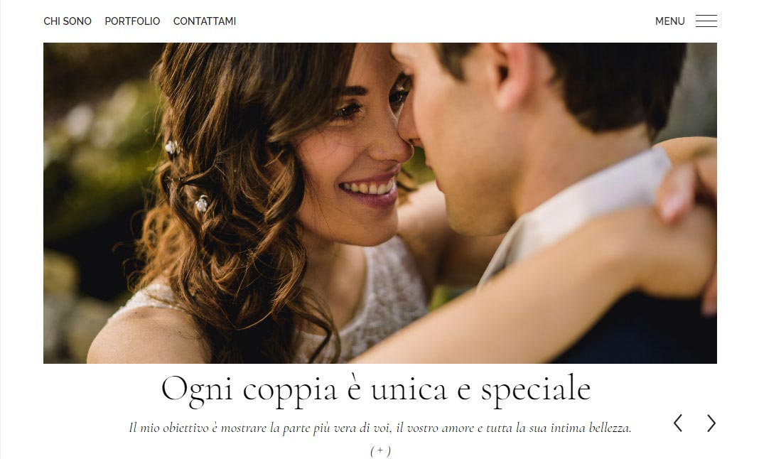 Carlo Mastropasqua Photography website
