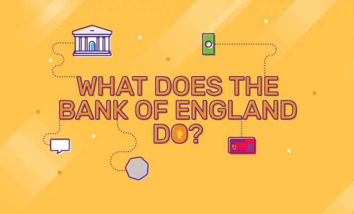 What Does the Bank of England Do website