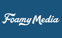 Foamy Media logo