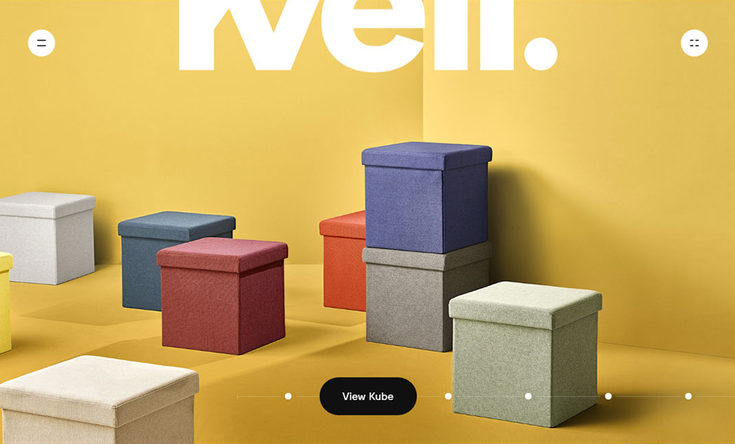 Kvell website