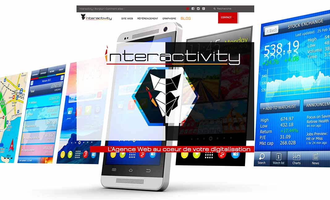 Interactivity website