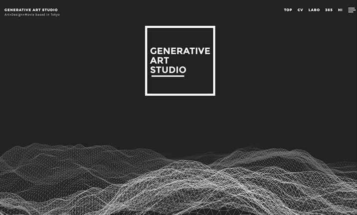 Generative Art Studio