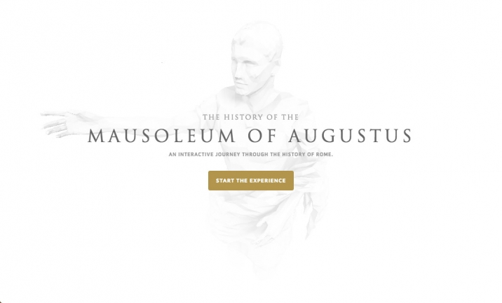 Mausoleum of Augustus website