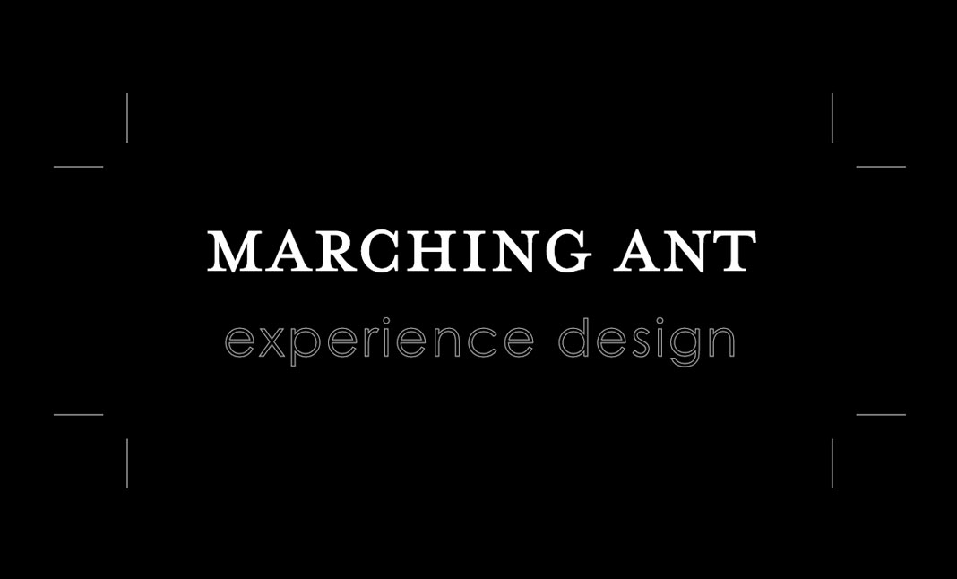 Marching Ant Design Group website