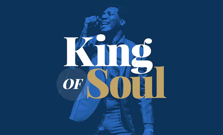 King of Soul website