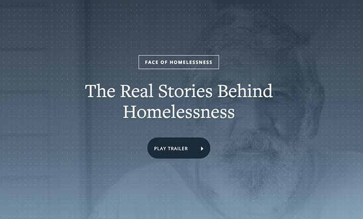 Face of Homelessness