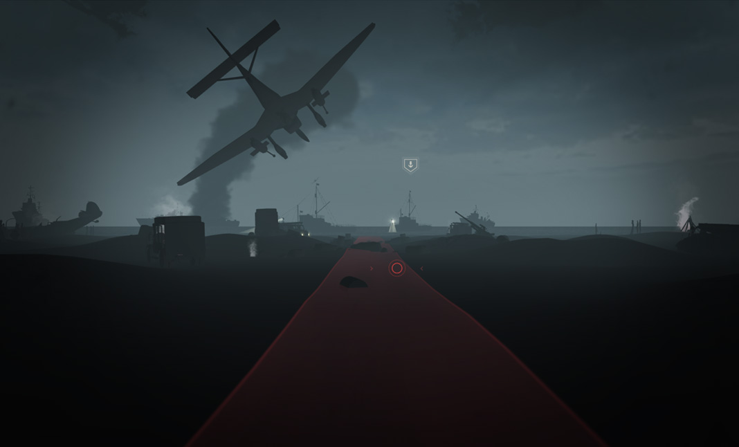 Dunkirk WebVR screenshot 2