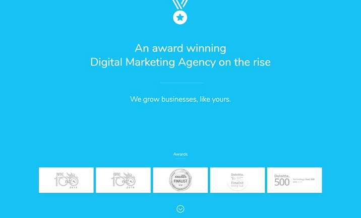 Digital Marketing ~ Supple website