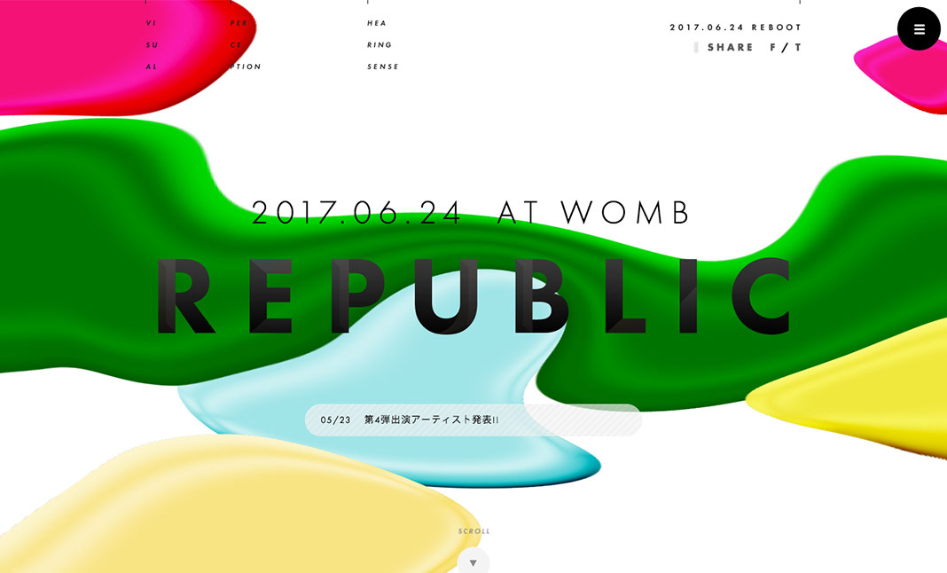 REPUBLIC website