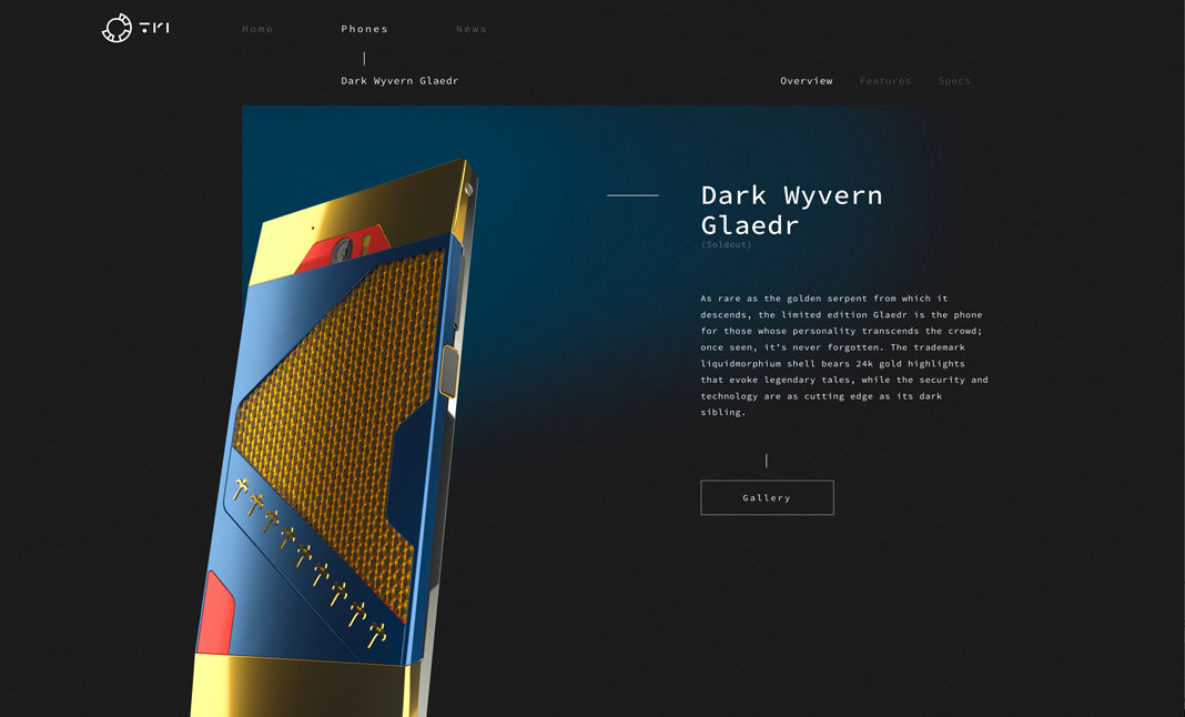 Turing Phone screenshot 2