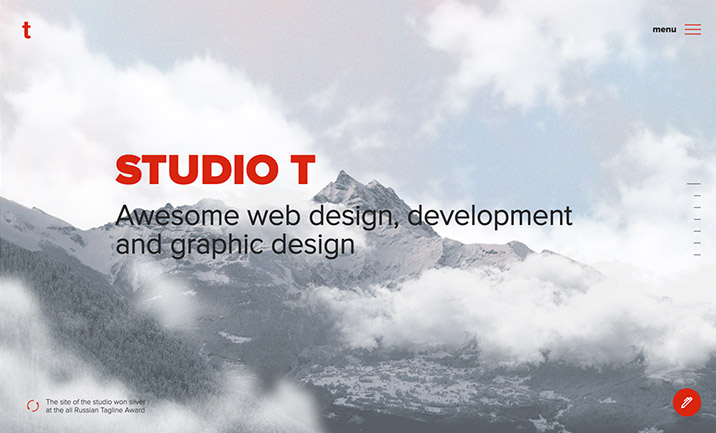 Studio T website