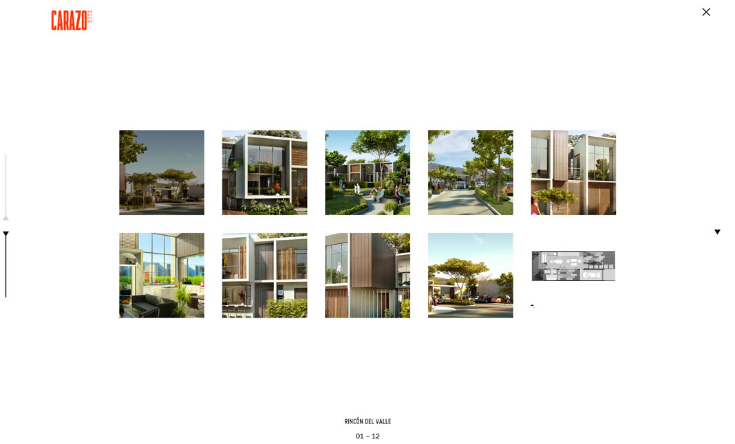 Carazo Arquitectura screenshot 3