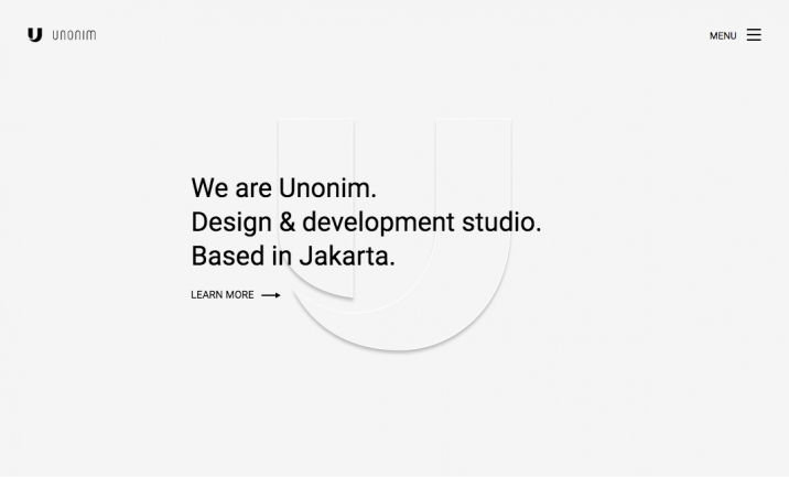 Unonim website