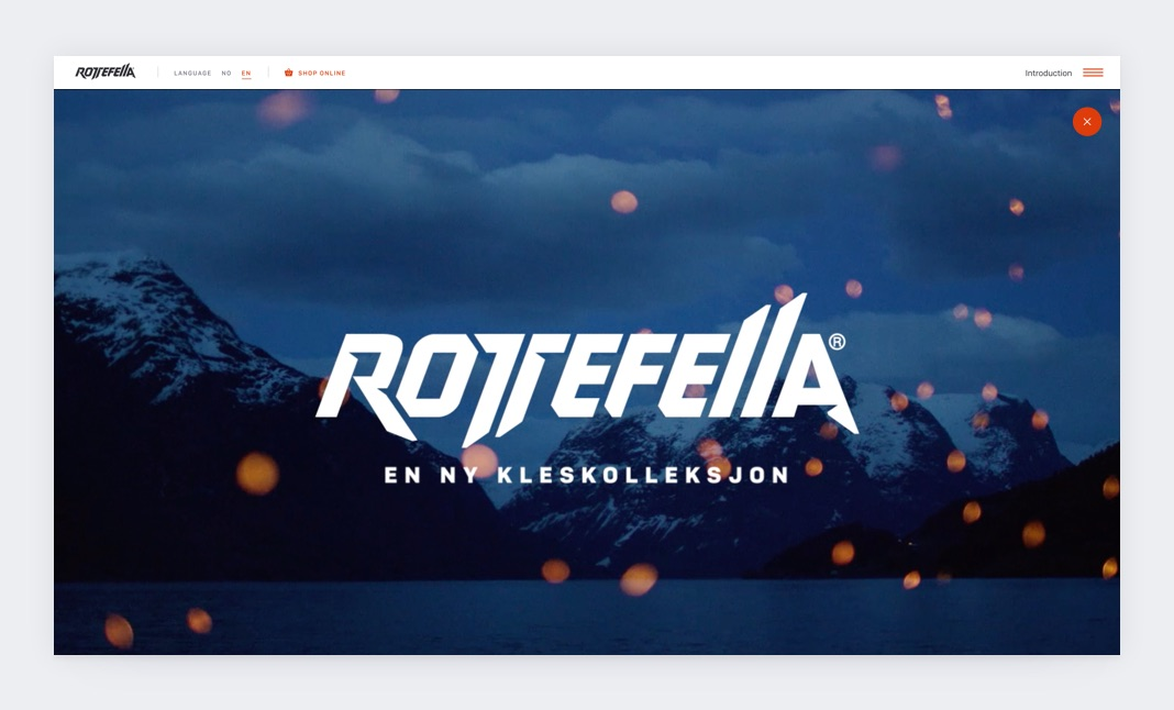Rottefella Workout Apparel website