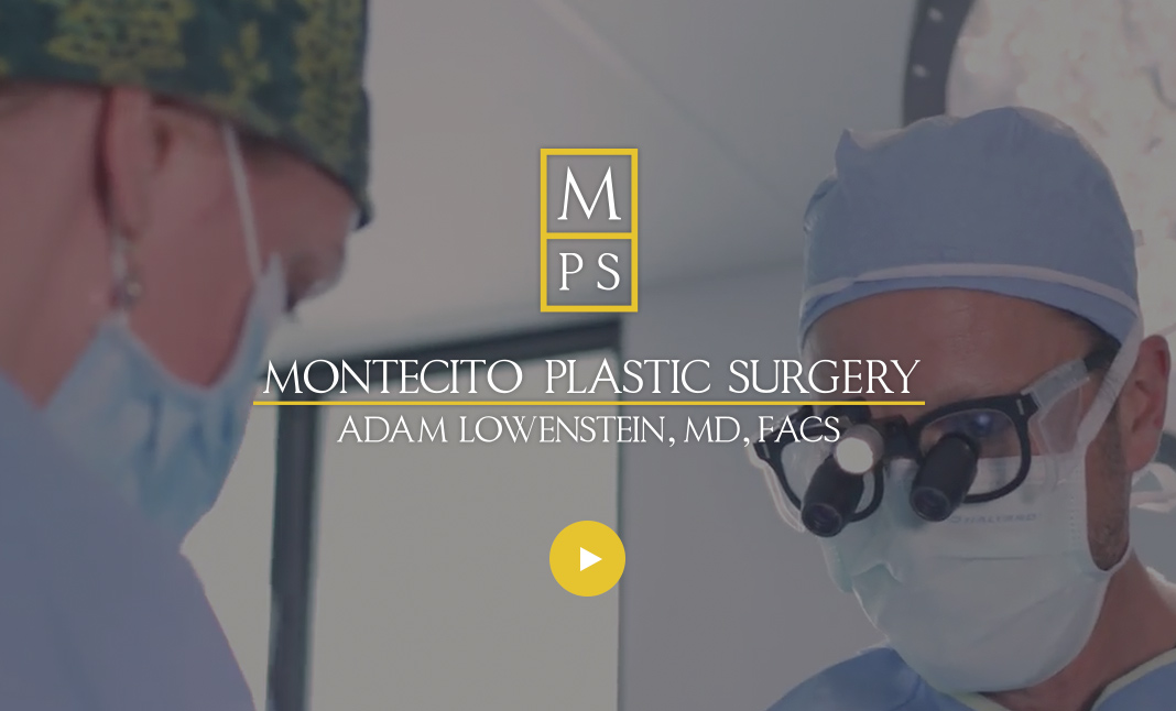 Montecito Plastic Surgery website