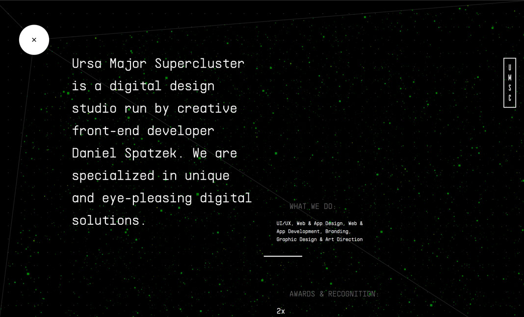URSA MAJOR SUPERCLUSTER screenshot 3