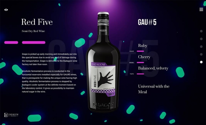 GAU#5 website