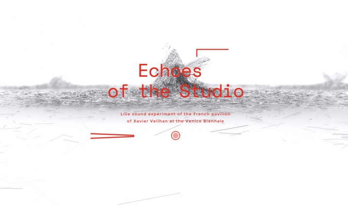 Echoes of the Studio website