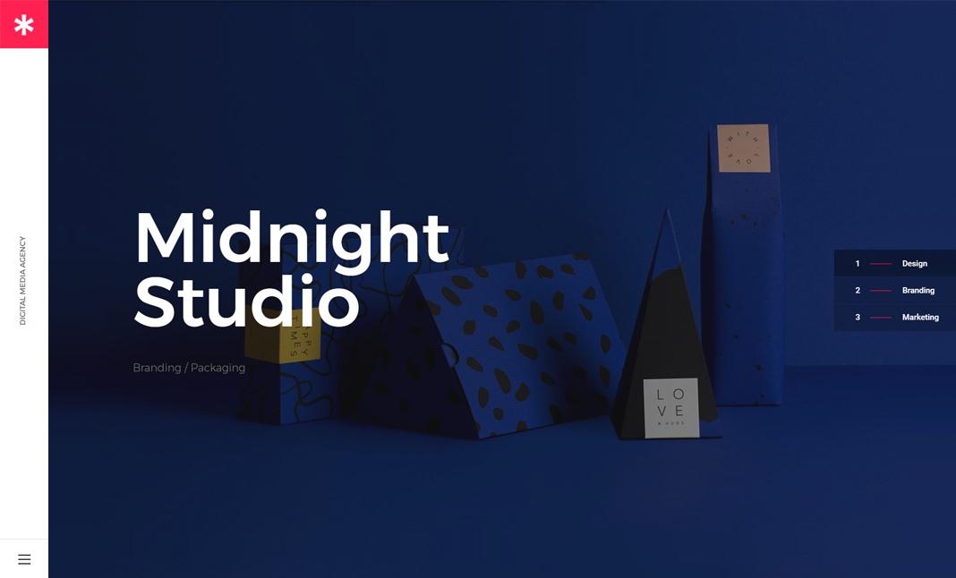 pofo creative portfolio template designed by themezaa