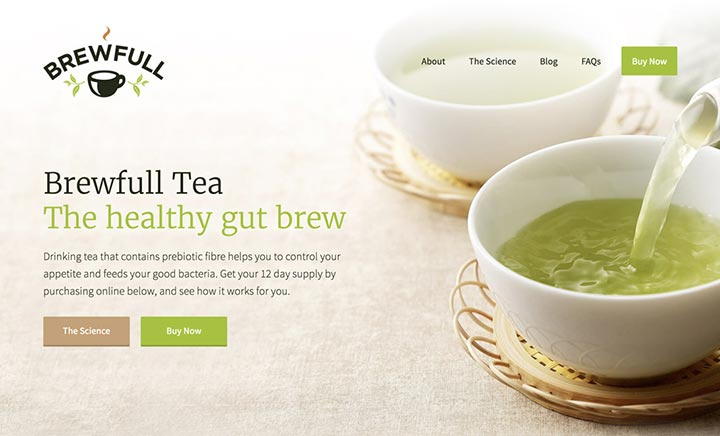 Brewfull website