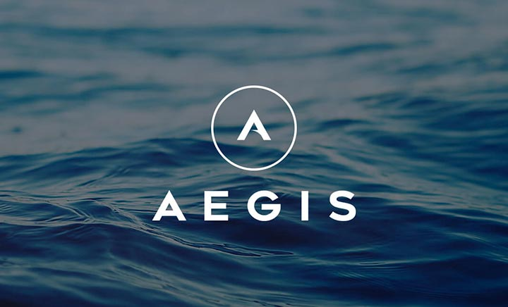 AEGIS website