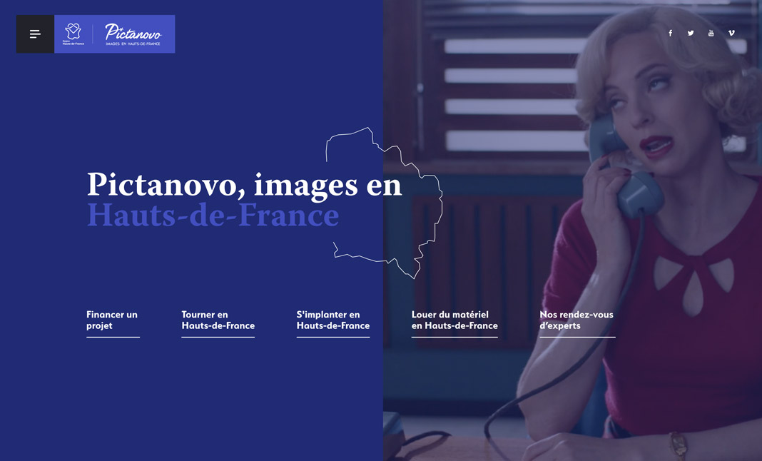 Pictanovo website