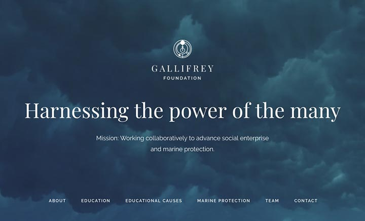 Gallifrey Foundation