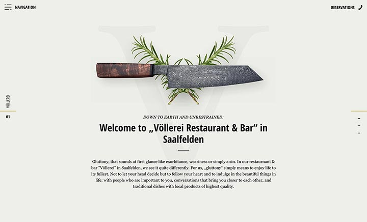 VÖLLEREI - Restaurant & Bar
