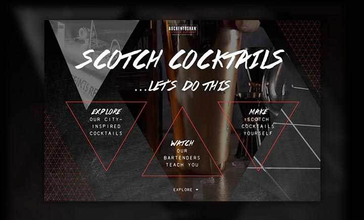 Scotch Cocktails