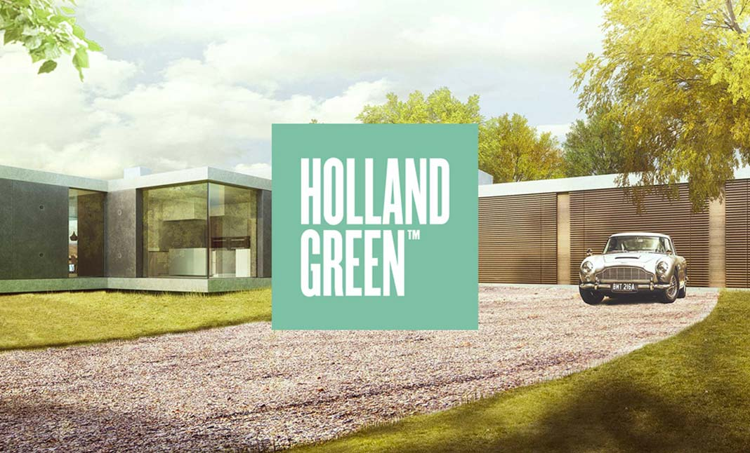 Holland Green website