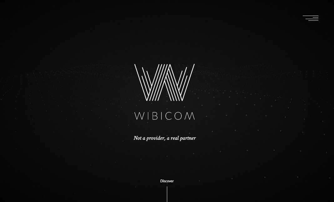 Wibicom website