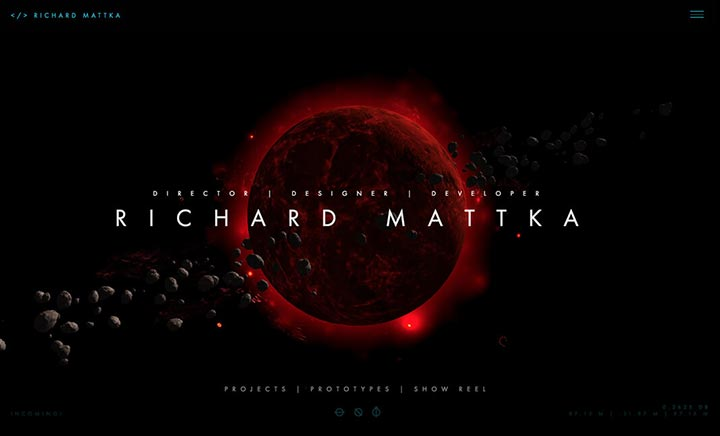 Richard Mattka | Portfolio website