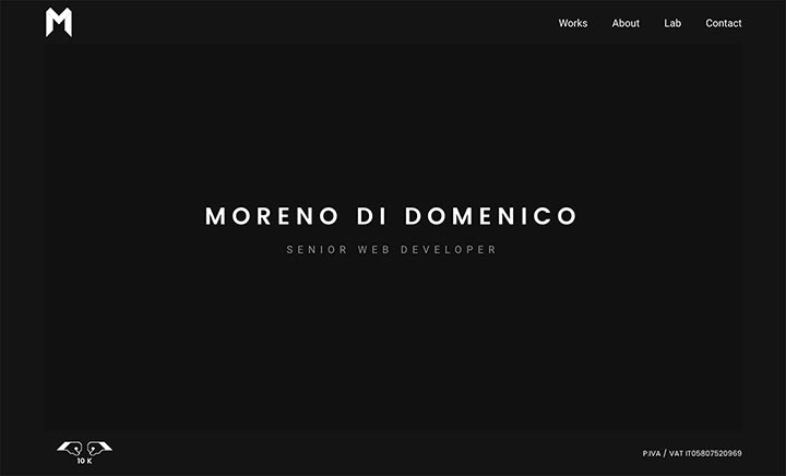 MorenoDD | Senior Web Developer