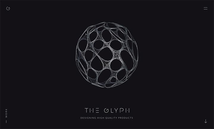 The Glyph Studio website