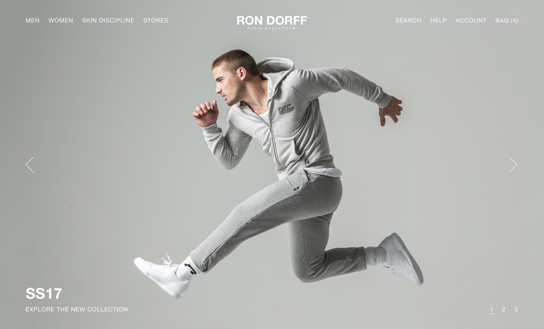 RON DORFF website