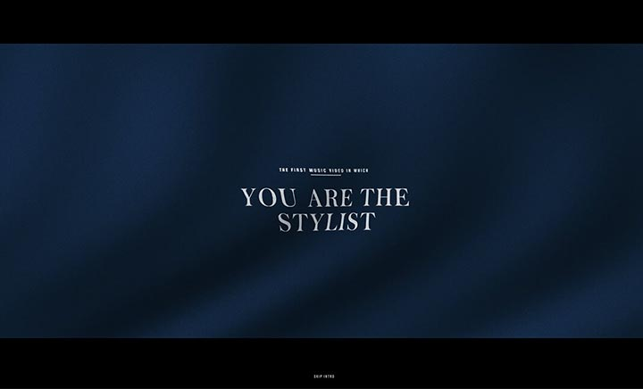 You are the Stylist website