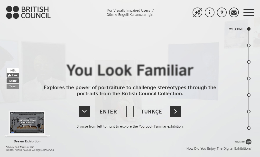 You Look Familiar | British Council website