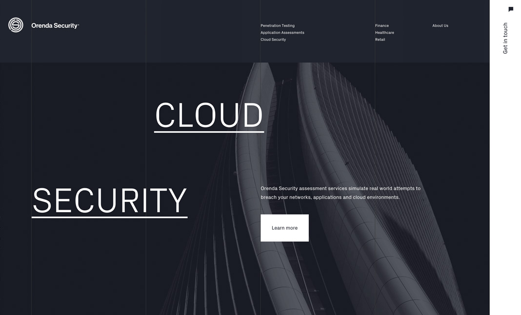 Orenda Security screenshot 2