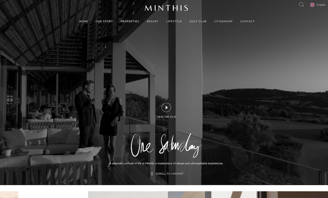 MINTHIS website