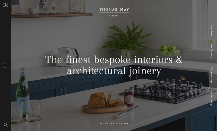Thomas May Bespoke